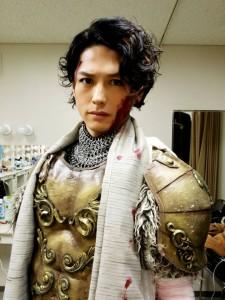 とっちゅんが蜷川さんの舞台に出演しました!