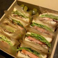 コロナ対策・燻製サンドイッチ・ECサイト・喫煙室設置について